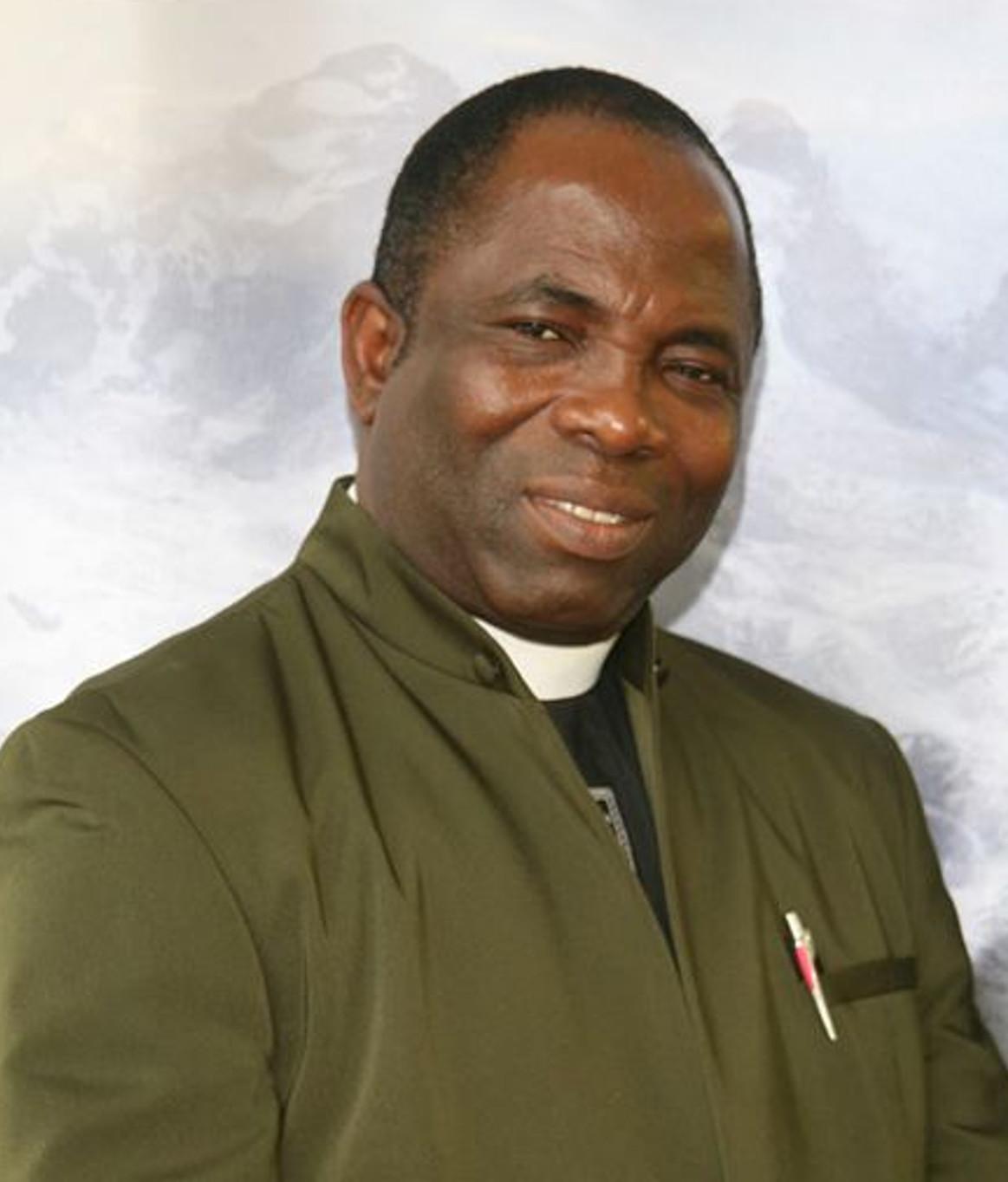 Pastor Hezekiah Ilufoye
