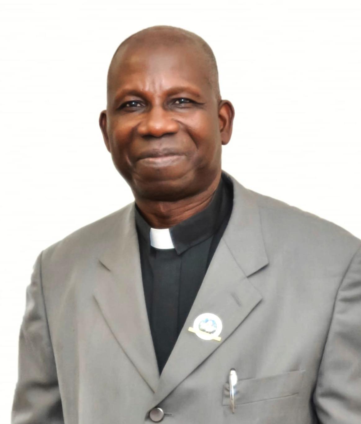 Pastor David Adenodi