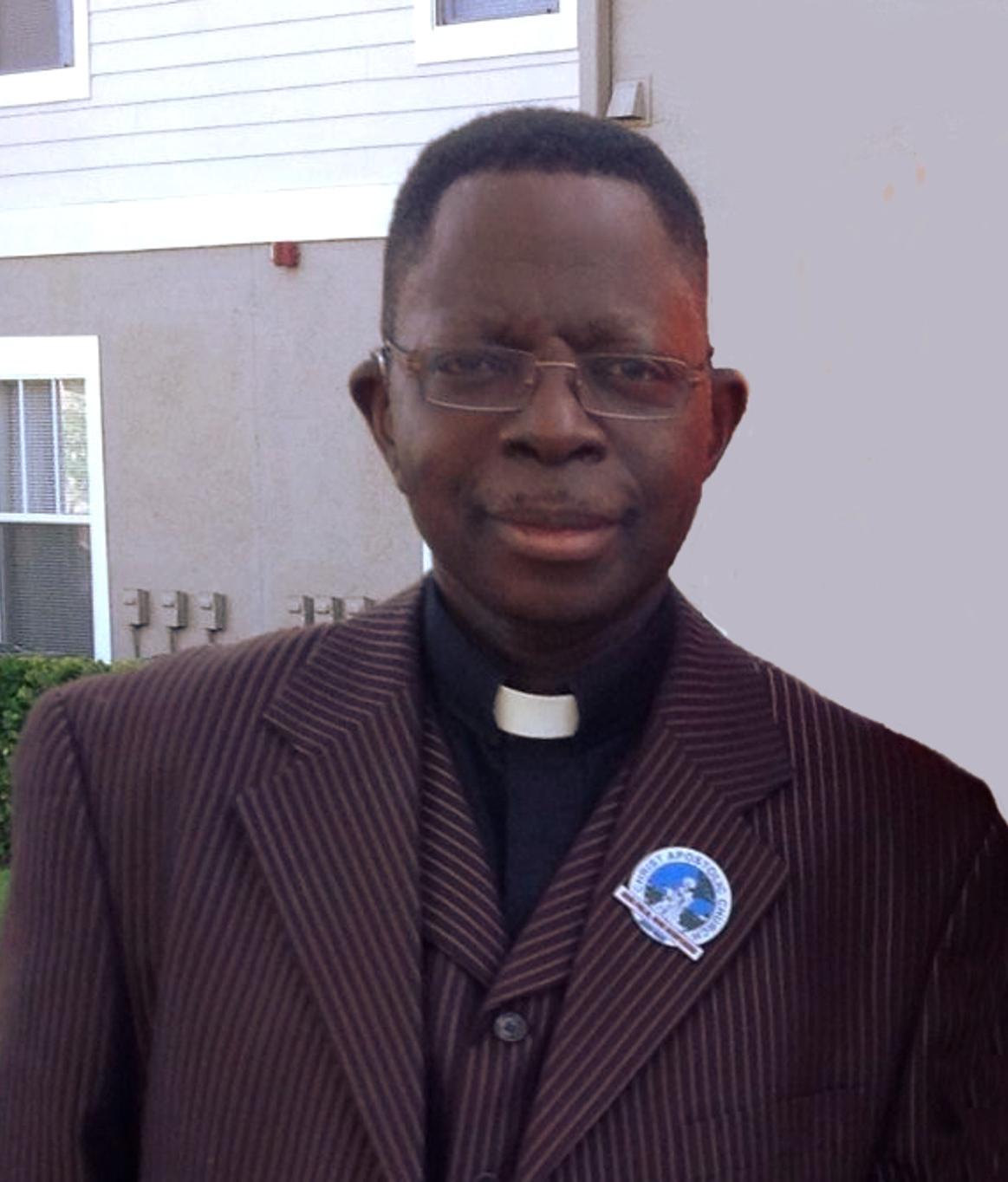 Pastor Matthew Babalola