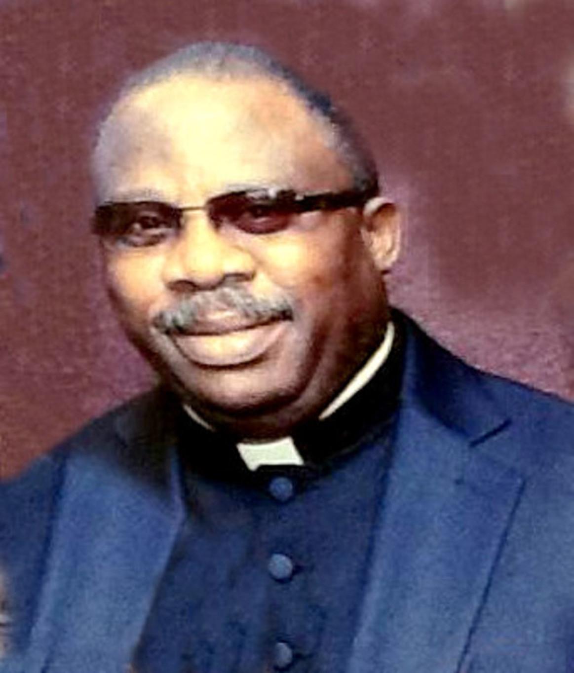 Pastor Gbenga Famojuro D.Min.
