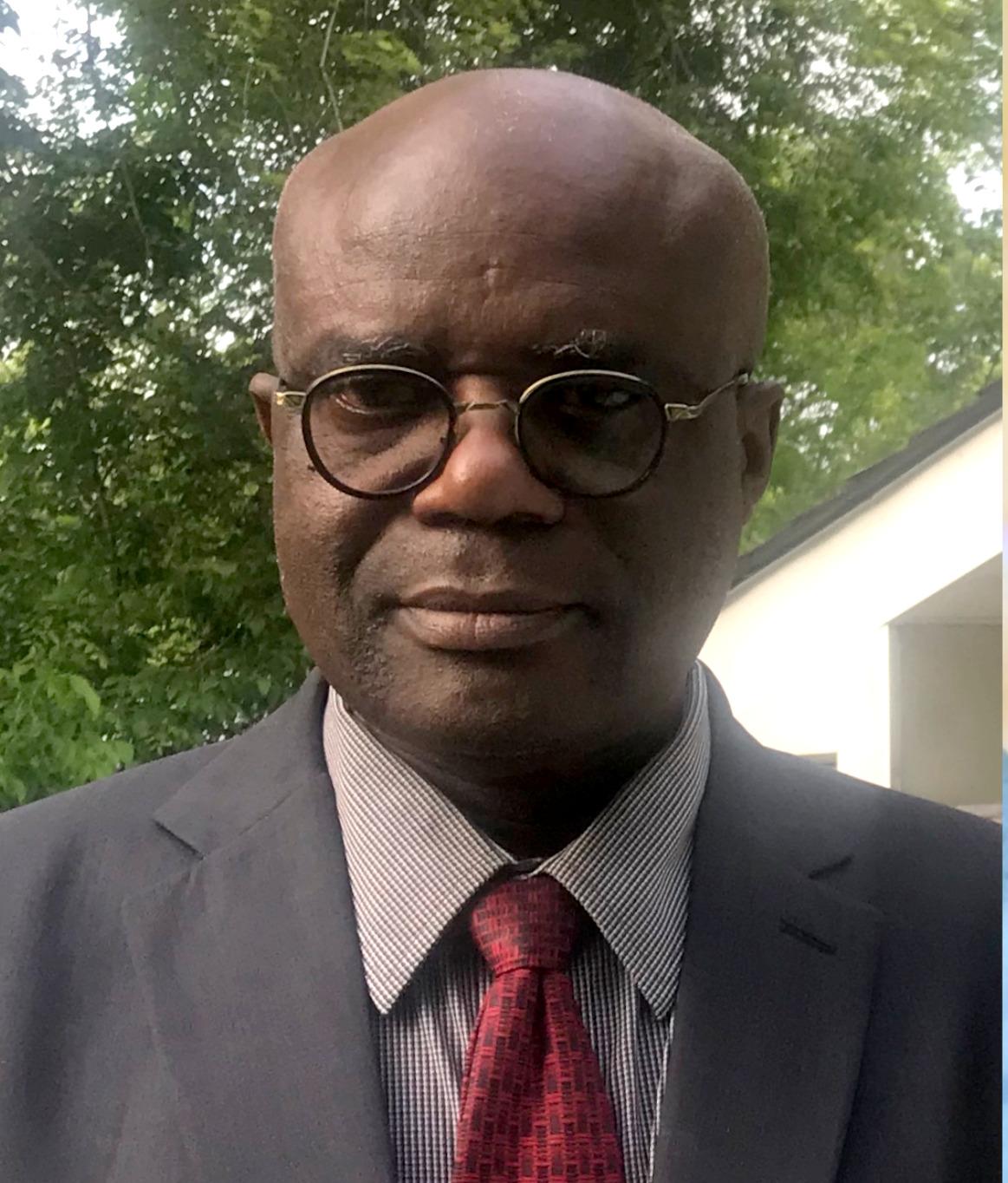 Pastor Samuel Olomoniyi PhD,